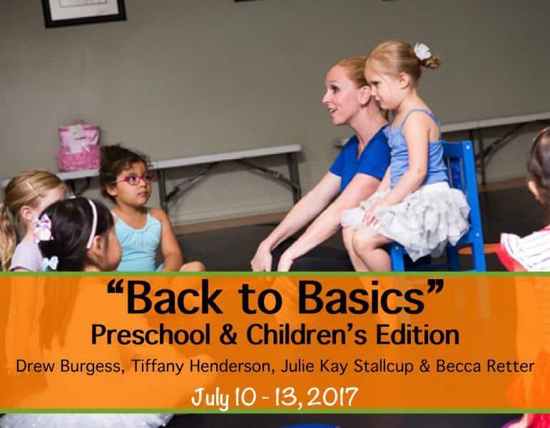 back-to-basics-preschool-children