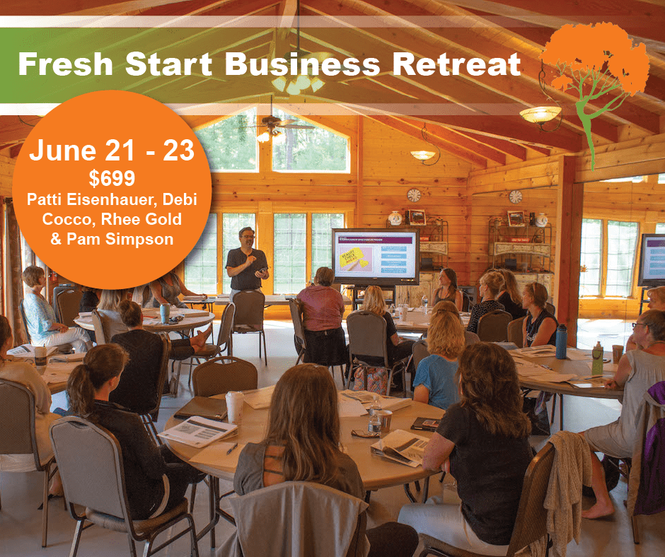 DLRC Summer 2019 - Fresh Start Business Retreat - FB