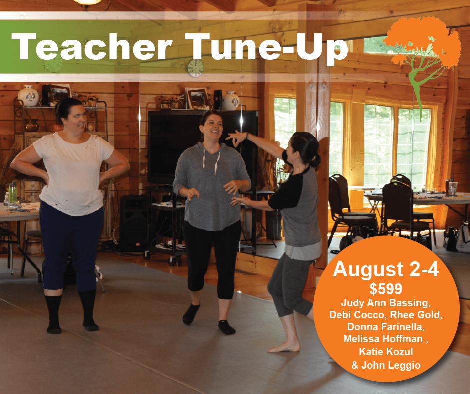 DLRC Summer 2019 Teacher Tune-Up - FB